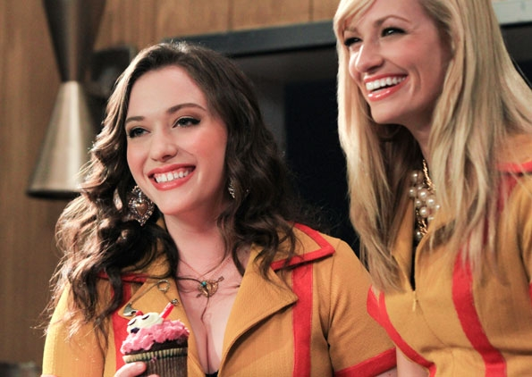 2 broke girls foto (3)