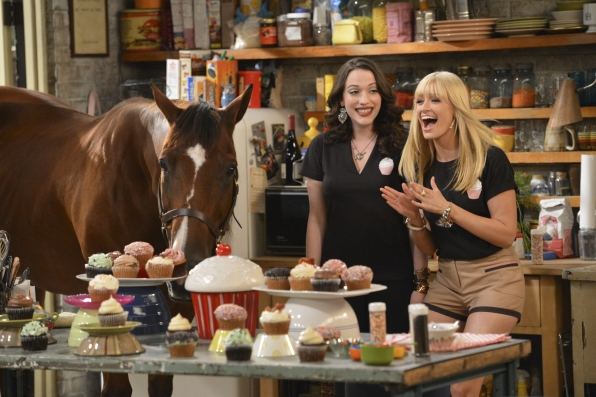 2 broke girls foto (9)